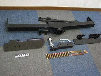 DMD(宮武開発鉄工)ランクル80 E級 ヒッチメンバー