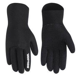 【2020 SEA-DOO Gear】Neoprene Gloves ネオプレーングローブ【ネコポス発送可※代引き不可】