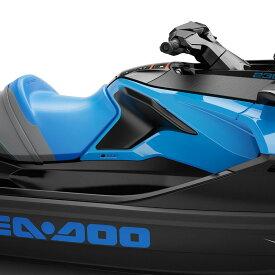 2020 SEA-DOO/シードゥERGOLOCK NEE PADSニー・レスト(ブラック)RXT、RXT-X、GTX、GTX Ltd、WAKE PRO(2018以降)、FISH PRO