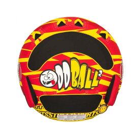 トーイングチューブ【SPORTSSTUFF】1〜2人乗りオッドボール Oddball 2