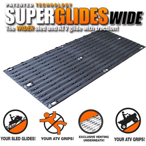 Super Glide Pro 2 WIDE(トレーラー用レール)1枚※同梱不可送料一律1,296円(税込)※沖縄・離島除く