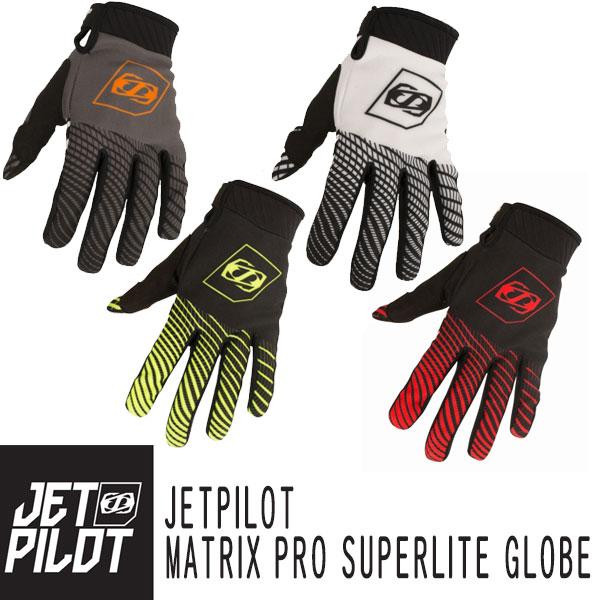 JETPILOT(ジェットパイロット)2019モデルMATRIX PRO SUPERLITE GLOVEメンズ グローブ【ネコポス発送可】
