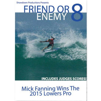 FRIEND OR ENEMY8/Surf DVD 서핑 fs04gm