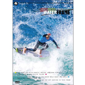 WATER FRAME ウォーターフレーム Surf DVD サーフィン