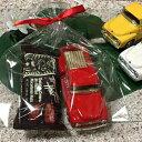 【お買い物マラソンP最大31倍!2/16(日)01:59迄】 フォードピックアップトラックミニカー×チョコバーセット