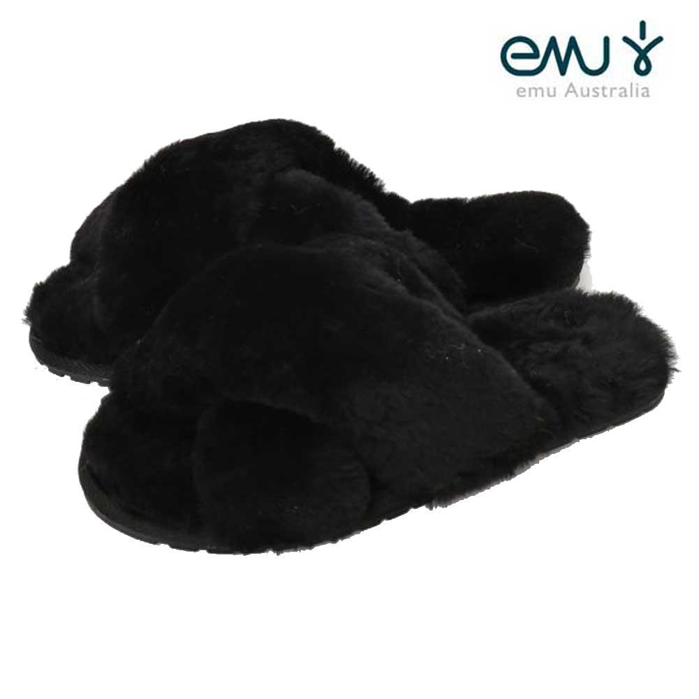 【10%OFF】EMU Mayberry エミュー メイベリー/ファーサンダル 【RCP】