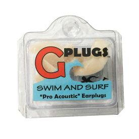 【6/1は最大P25倍】 耳栓 サーフィン G-Plug ジープラグ サーフィン サーファーズイヤー 予防 みみせん 水泳 マリンスポーツ トライアスロン スイミング プール 水泳 みみ 栓 耳せん 高性能