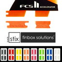 BOXSTIX FINBOX SOLUTIONS Dual Tab2/FCS2 スティック ボックススティック フィンボックスカバー サーフィン