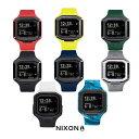 【キャッシュレス5%還元対象!】 サーフィン 時計 タイドグラフ ニクソン メンズ 腕時計 ウルトラタイド THE ULTRATIDE Bluetooth
