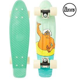 Penny Skateboards CHUCK SHAKA アンディ・デイビス コラボ 22inch ペニースケートボード Andy Davis スケボー