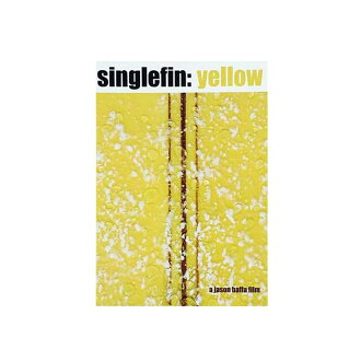 SINGLEFIN:YELLOW 싱글 핀:옐로우~서퍼라면 반드시 가지고 두고 싶은 1개가 일본어 부제 첨부로 리바이벌~/롱보드 DVD 서핑 DVD02P03Dec16
