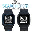 RIPCURL リップカール SERACH GPS2 サーチジーピーエスツー/腕時計 防水サーフウォッチ【RCP】