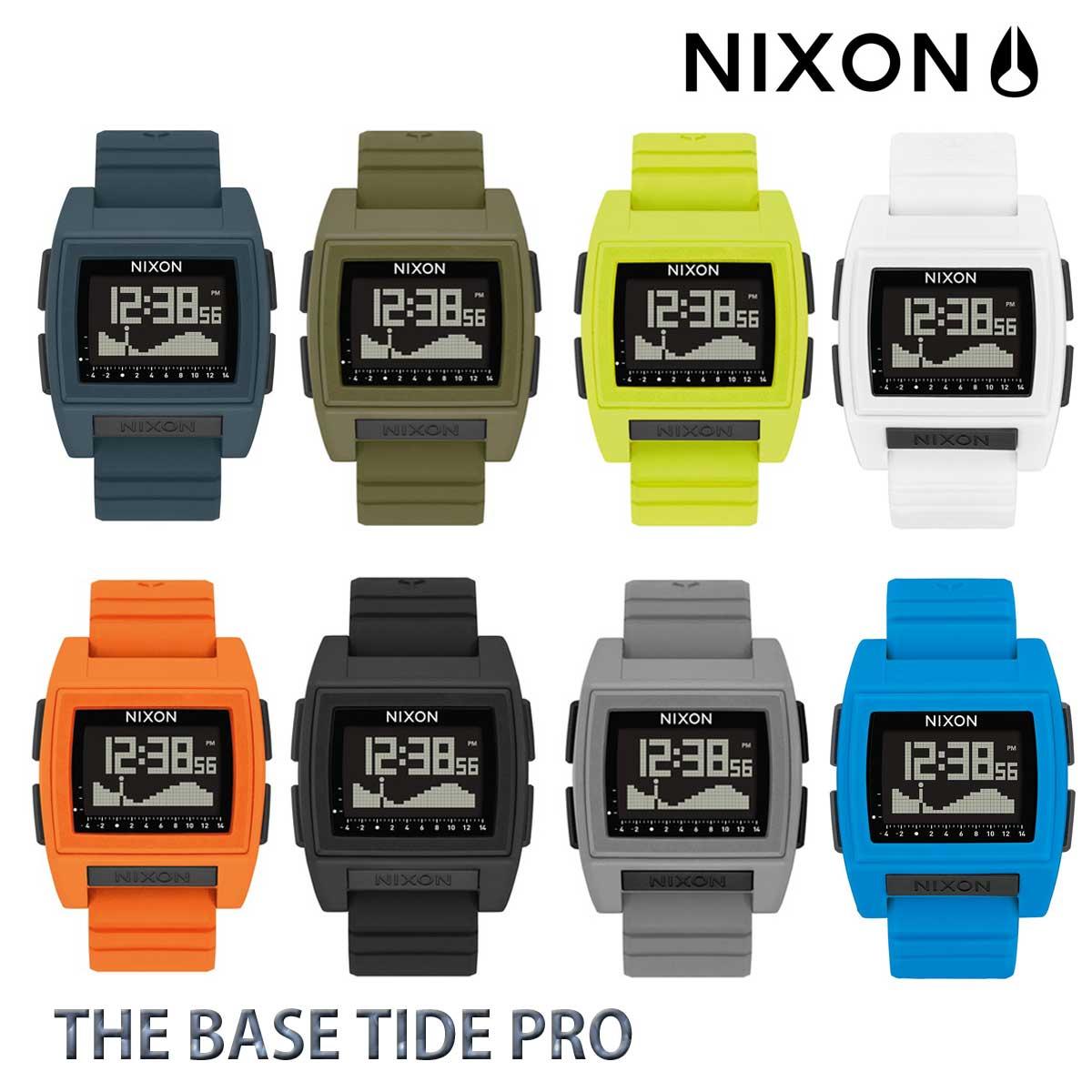 NIXON ニクソン 腕時計 THE BASE TIDE PRO/メンズ ベース タイド プロ 男性用 ウォッチ【RCP】