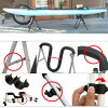 SURF&SUP BOARD STAND surf and Sapp folding multi-stands / surfboard rack repair stands surfing article