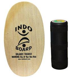【楽天カード決済で最大ポイント30倍】 INDO BOARD インドボード ナチュラルDVD付き トレーニング サーフィン