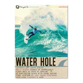【平日13時までのご注文は当日発送】 WATER HOLE ウォーターホール サーフィンDVD ショートボード