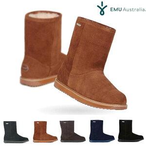 【GWも10時までのご注文は当日発送】 EMU Australia エミュー Paterson Classic Lo パターソンクラシックロー ムートンブーツ スエードブーツ
