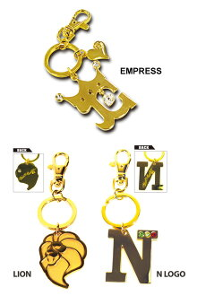 ★★Review ant ★★ NESTA BRANDness tab land gold key ring