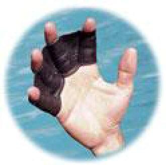 划了配件 aquakro 冲浪/铁人三项赛 / 湿西装手指桨 fs04gm