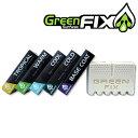 【条件付き送料無料】GREEN FIX グリーンフィックスワックス 90g サーフィン用ボードワックス / サーフボード滑り止め サーフィン用品…