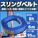 【1万円以上ご購入で送料無料】吊りベルトベルトスリング繊維ベルト荷吊りベルト吊上げロープ牽引クレーンロープクレーンベルト運搬吊り帯ベルト荷揚げ荷締め