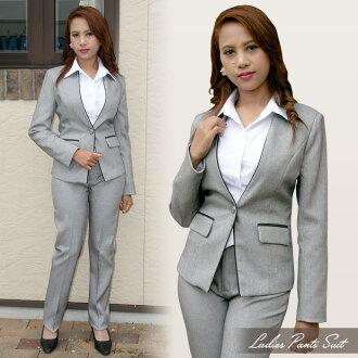 裤装! 正式招聘西装便宜女士裤装毕业典礼办公室新鲜西装业务适合统一 706
