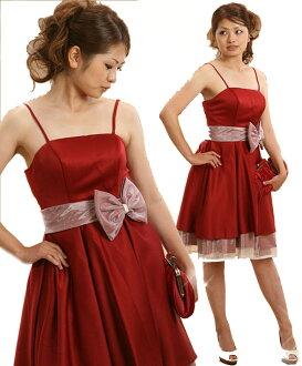 -小禮服大小 5 (SS) 和 7 號 (S) 緞禮服 ! 中等長度完美的婚禮、 党、 党 ! 801