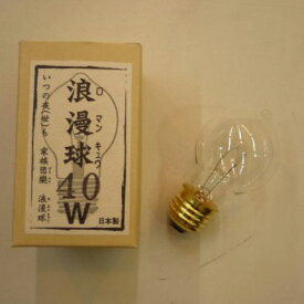 【家族団らん】【浪漫球】 GLF-0261(5W)・GLF-0262(40W)|歴史と伝統|後藤照明|【大正浪漫】(PX5