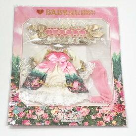 【クリックポスト対応】 ブライス Blythe ディアダーリン DearDarling 月夜の森のAURORA (ピンク) 着せ替え 服 カスタマイズ ブライス人形 女の子 おもちゃ 人形 ドール