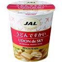 <JAL SELECTION> うどんですかい JAL オリジナル カップメン