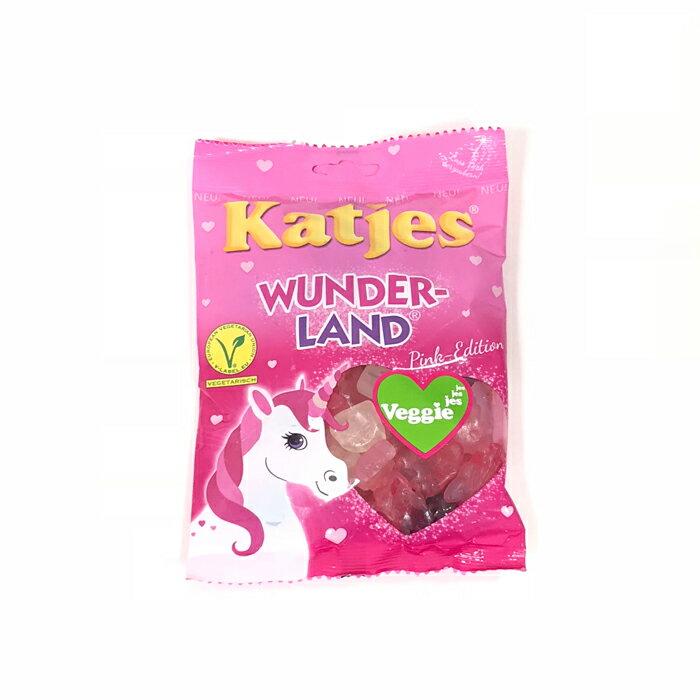 グミ カッチェス ワンダー ピンク お菓子 期間限定 季節限定 【 Katjes 】