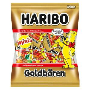 ハリボー グミ 【HARIBO】 ハリボーミニゴールドベア (250g) 小袋入り 詰め合わせ 小分け 約20袋 袋入り おやつ お菓子 買い置き 税込 送料込み 送料無料 買いまわり 1000円ポッキリ ポイント消化