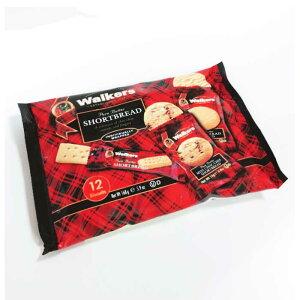ウォーカー アソートパック 168g バタークッキー クッキー ビスケット お菓子 アソート スコットランド 人気 お菓子 おやつ 小分け 個包装 持ち運び 携帯 チョコチップ