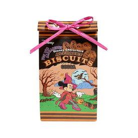 ハロウィン限定 ハロウィン ビスケットスタンドバッグ ( ミミニー ) ココア ディズニー クッキー ビスケット 子供向け こども 子供 かわいい パーティー