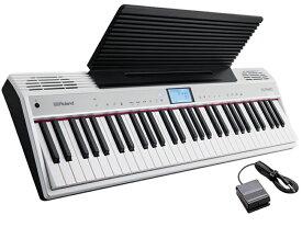 【即納可能】Roland GO:PIANO with Alexa Built-in GO-61P-A デジタルピアノ(新品)【送料無料】