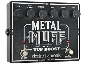 【即納可能】electro-harmonix Metal Muff(新品)【送料無料】