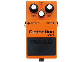BOSS Distortion DS-1 ディストーション コンパクト・エフェクター(新品)【送料無料】