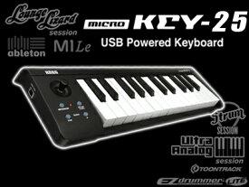 【在庫あり】KORG microKEY-25(新品)【送料無料】