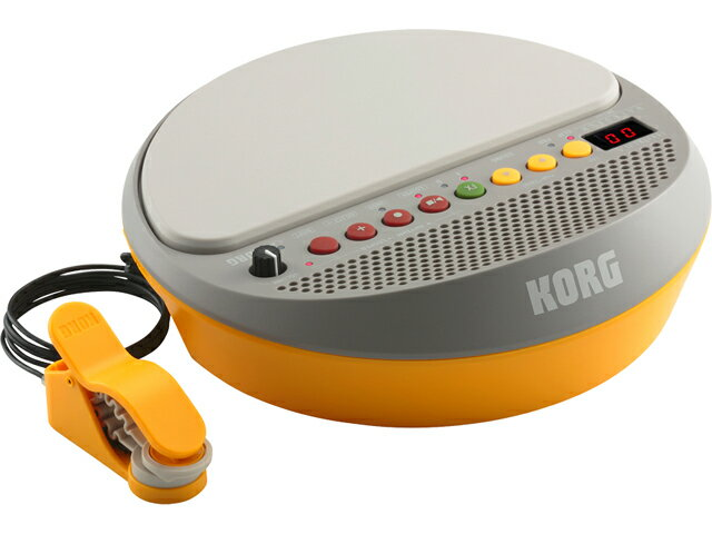 【即納可能】KORG WAVEDRUM Mini YELLOW/WD-MINI-YL(新品)【送料無料】