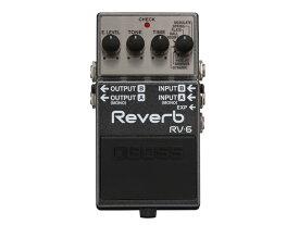 BOSS Reverb RV-6(新品)【送料無料】