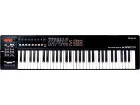 【即納可能】Roland A-800PRO [A-800PRO-R] 61鍵盤 MIDIキーボード・コントローラー(新品)【送料無料】