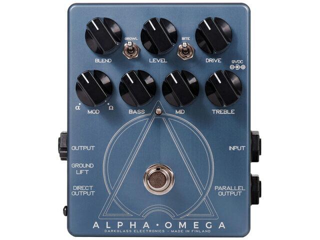 【即納可能】Darkglass Electronics Alpha Omega(新品)【送料無料】