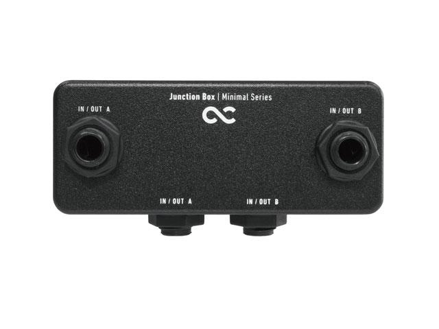 【即納可能】One Control Minimal Series Pedal Board Junction Box(新品)【送料無料】