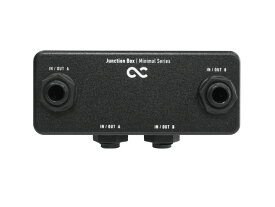 【即納可能】One Control Minimal Series Pedal Board Junction Box(新品)【送料無料】