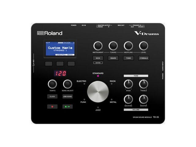 【即納可能】Roland TD-25(新品)【送料無料】