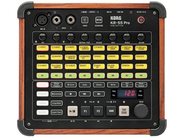 【即納可能】KORG KR-55 Pro(新品)【送料無料】