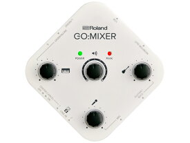 【即納可能】Roland GO:MIXER ミキサー(新品)【送料無料】