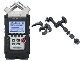 【即納可能】ZOOM H4n Pro + HRM-7 セット(新品)【送料無料】
