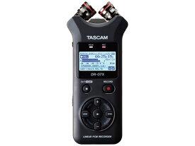 【即納可能】TASCAM DR-07X ハンディレコーダー(新品)【送料無料】