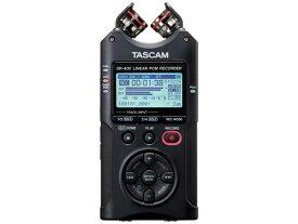 【即納可能】TASCAM DR-40X レコーダー(新品)【送料無料】